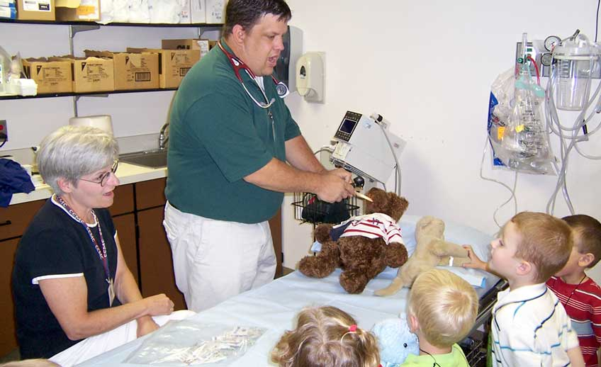 2006 Teddy Bear Clinic